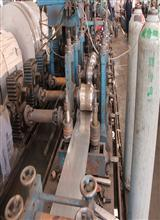 sanitary tube processing area
